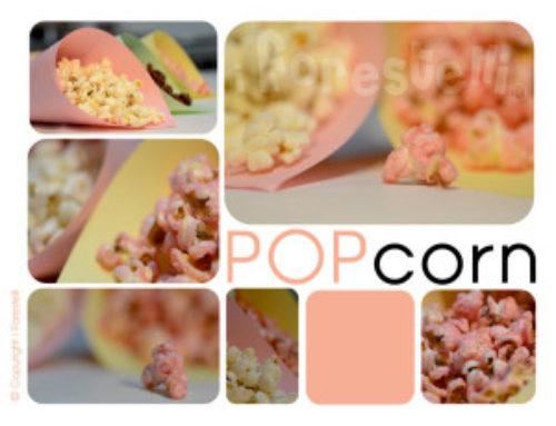 POPcorn rosa molto POP