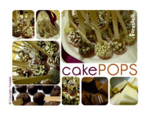 cake POPS forestelli