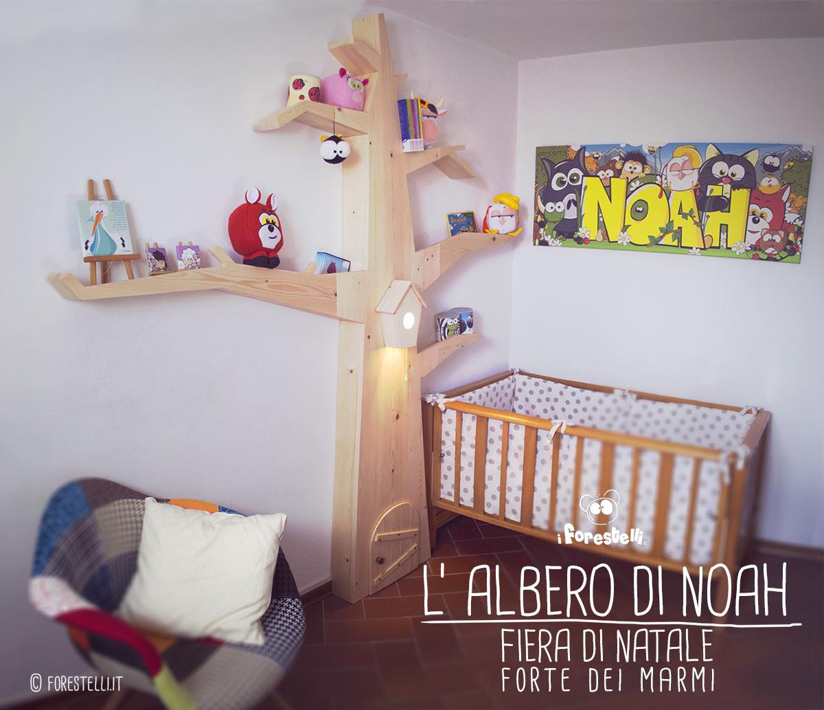 """albero libreria """"l'albero di noah"""""""