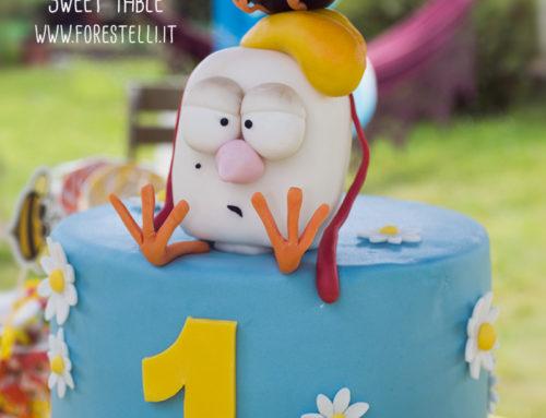 Cake Design con la Torta di Compleanno di Noah