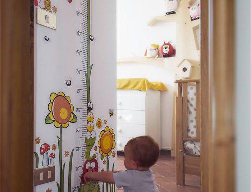 Metri Crescita per Bambini