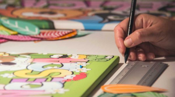 quadri per bambini forestele