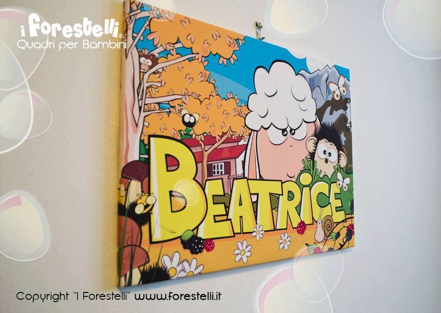 quadri sull'autunno per bambini