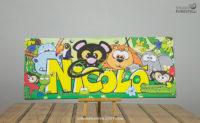 Quadro per bambini col nome Nicolò